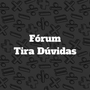 Fórum Tira Dúvidas – Monitores Online