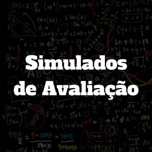 Simulados de Avaliação – Escolha os tópicos